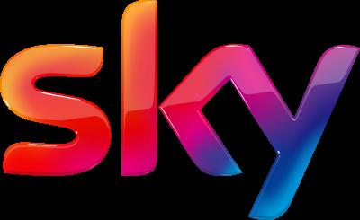 Sky logo, a partner of Charisma.ai.